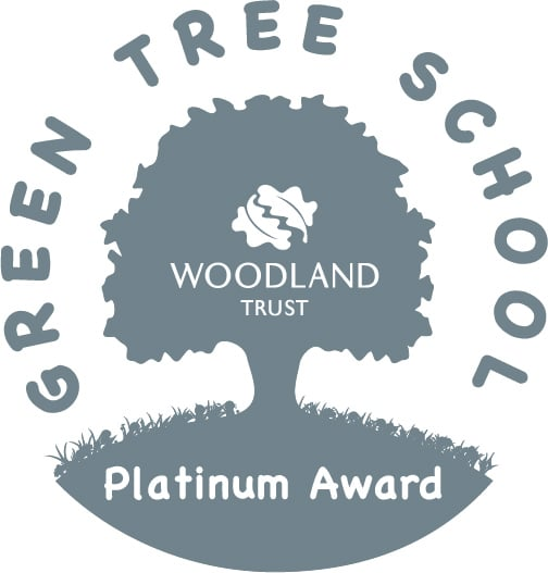 Green Tree School - Platinum Award